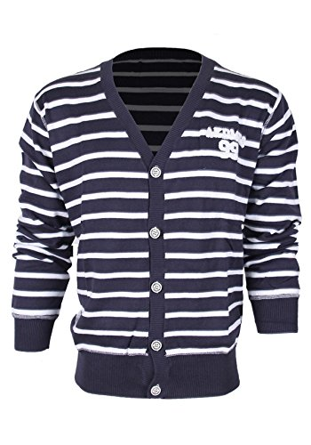 G Zap Men's V-Neck Button Up Long Sleeve Cardigan(MENTOP-CGN,DBLA1-3XL) (Mens Dressy V Neck 3xl Sweater)