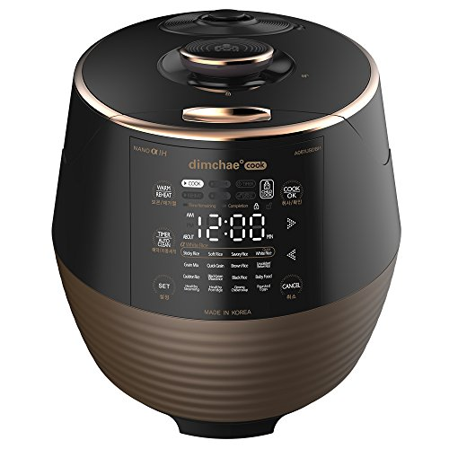 Dimchae-A061USDBH-Pressure-Rice-Cooker-Gold