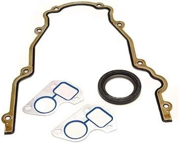 Michigan Motorsports Cam Install Gasket Kit LS Crankshaft Damper Bolt Gen 3 LS1 LS2 LS6 Gasket Kit