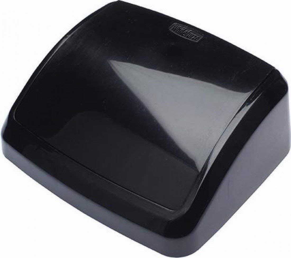 2WORK 2W02396 Swing Bin Top Only Black 10 L lid