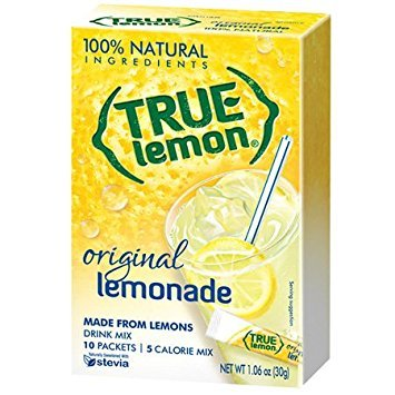100% Natural True Lemonade 10 Ct (Pack of 3)