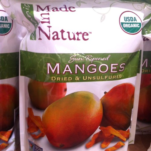 Made in Nature Mangoes 28 Ounce - 2 Pack (56 Oz)