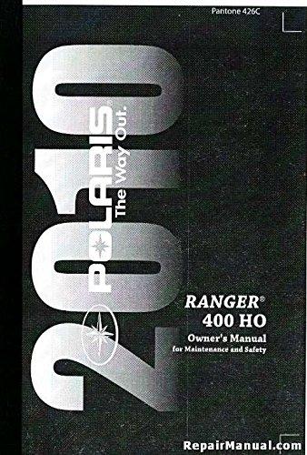 polaris ranger owners manual - 7