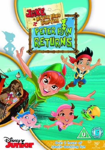 Jake & the Neverland Pirates Peter Pan Returns (Disney Store Uk Jake And The Neverland Pirates)