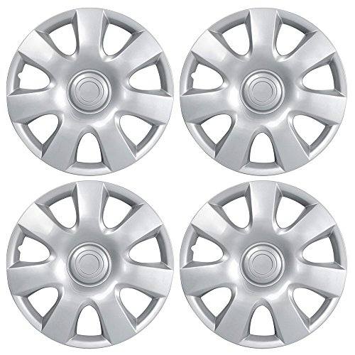 bdk-toyota-camry-hubcaps-wheel-cover-15-silver-replica-cover-oem-factory-replacement-4-pieces