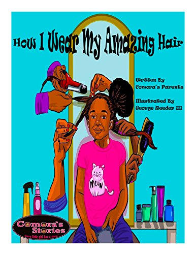 How I Wear My Amazing Hair (Hairstyles For African American Girls Ages 10 12)