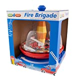 Maro Toys Fire Department Top Spinning Playset with Lights and Music