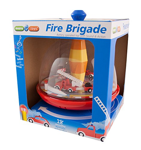 Maro-toys Fire Brigade Top Toy