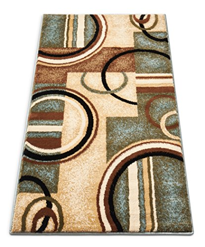 Well Woven 547863 Barclay Arcs & Shapes Modern Rug, 2'3