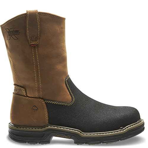 Wolverine Corsair Waterproof Composite-Toe EH Wellington Boot Men 8.5 - Brown