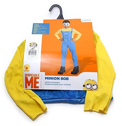 Despicable Me Minion Bob Child Costume (Child Minion Bob Costumes)