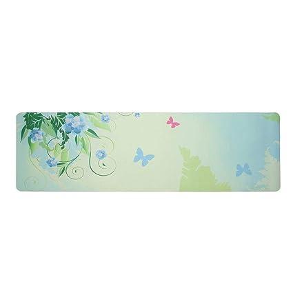 Amazon.com: myonly Yoga Mat Eco Friendly Material Pilates ...