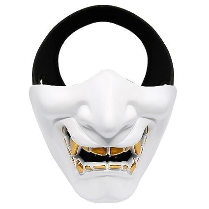 Homeofying - Máscara táctica para Disfraz de Halloween y Diablo
