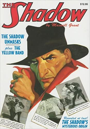 Image result for the shadow unmasks