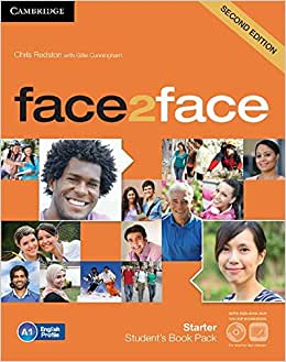 face2face Starter Student's Book with DVD-ROM and Online