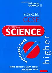 Edexcel GCSE Additional Science Higher Homework Book (Edexcel Science)