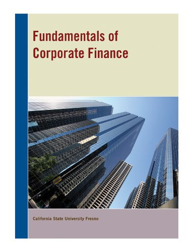 hw 1 fundamentals of corporate finance Fundamentals of corporate finance: chapter 4 problems (2016)  fundamentals of corporate finance part 1 - duration:  corporate finance and the financial manager - duration: .