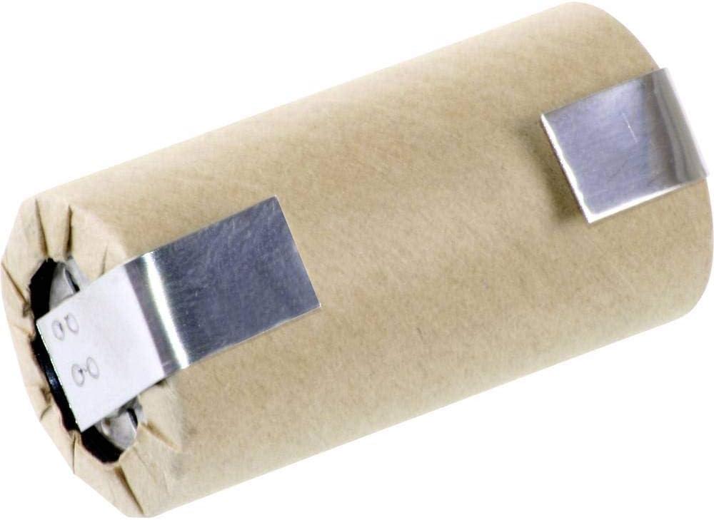 cosses à souder en U NiCd Panasonic Pile rechargeable spéciale LR14 C