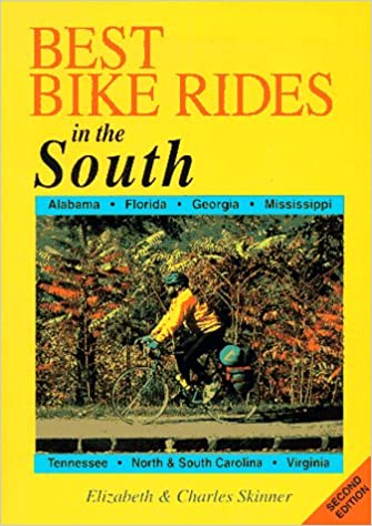 Book Best Bike Rides in the South, 2nd (Best Bike Rides Series)