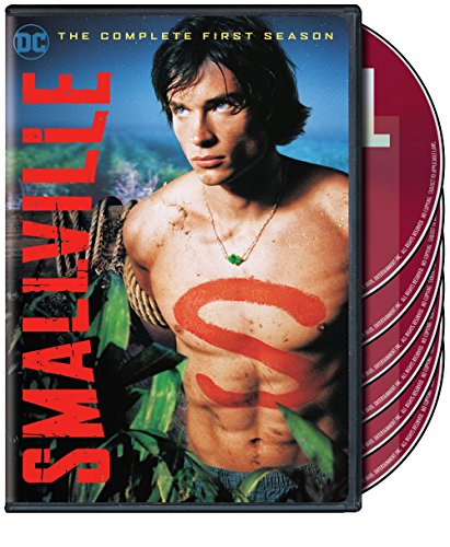 Smallville: The Complete First Season (Boxed Set, Repackaged, 6PC)