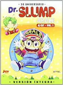 Dr. Slump - Volumen 1 (30 Aniversario) [DVD]
