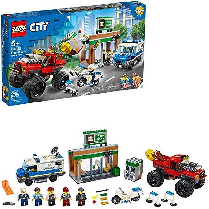 (new 2020)  משאית משטרתית 60245 LEGO City