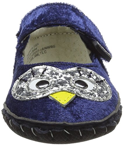 Pictures of pediped Girls' Originals Jazzy Crib Shoe Navy 2374 5