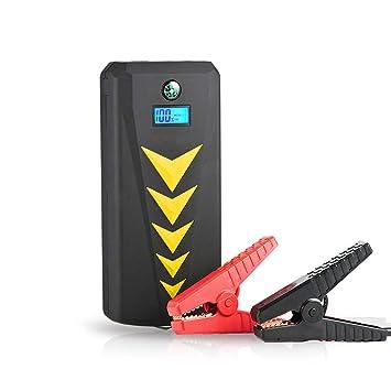 Portátil Arrancador de Coche Cargador de 12V Batería para Vehículo ...