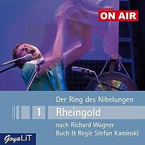 Rheingold (Der Ring des Nibelungen 1) Hörspiel