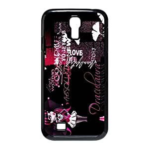 Colorful Monster High Series For Samsung Galaxy S4 I9500 Phone Cases Cover Case (4)