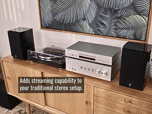 Yamaha MusicCast - Tocadiscos (Vinilo), Color Negro: Amazon.es ...