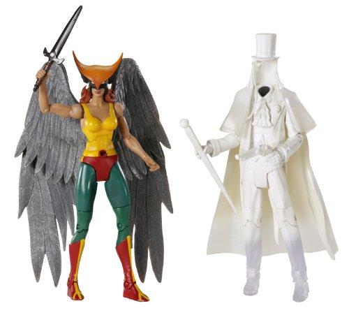 (DC Universe Classics Hawkgirl vs Gentleman Ghost Collector Figure 2-Pack)