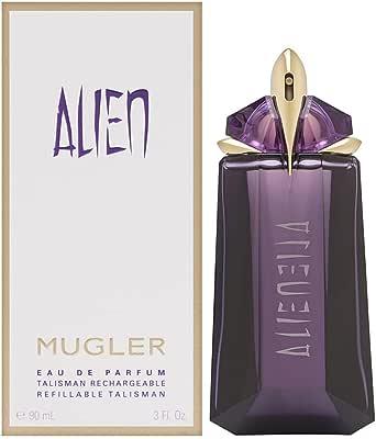 Thierry Mugler Alien Eau De Parfum Spray 3.0 Oz / 90 Ml Refillable, 90 ml (3439602802113)