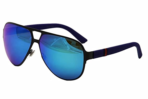 528cfefd606 Gucci Sonnenbrille (GG 2252 S R63 Z0 62)  Amazon.co.uk  Clothing