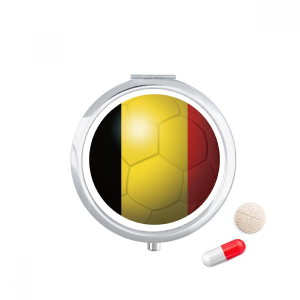 Amazon com: Belgium National Flag Soccer World Cup Travel Pocket