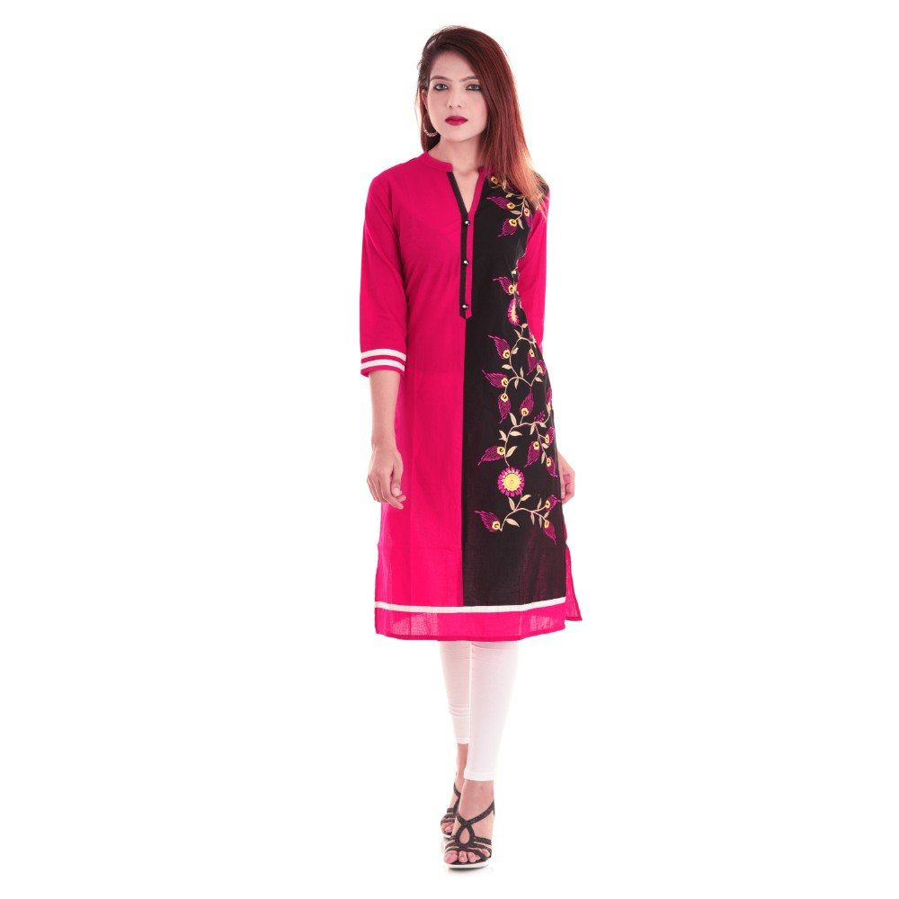 Vihaan Impex Hand Made Rajasthani Kurti for Womens