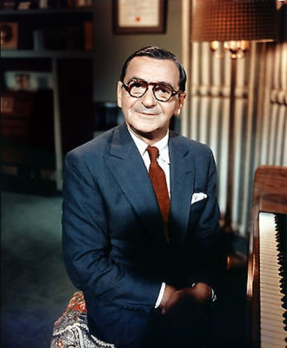 Irving Berlin Photograph