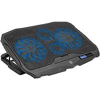 Frisby FNC-5230ST Gaming Notebook Soğutucu & Stand, LCD Kontrol Panel 4 x Fan