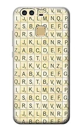 Innovedesire Scrabble Word Game Funda Carcasa Case para ...