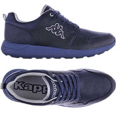 Sneakers - Abekem 7 Blue Denim-Lt Grey