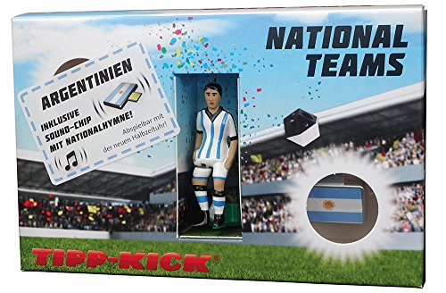 Edwin Mieg oHG mie03101-Goalkeeper Football World Cup 2014Argentina () for TIPP Kick (Game of Skills), in Music Pack with chip with Inno -