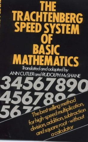Speed System of Basic Mathematics New edition by Trachtenberg, Jakow (1989) Paperback