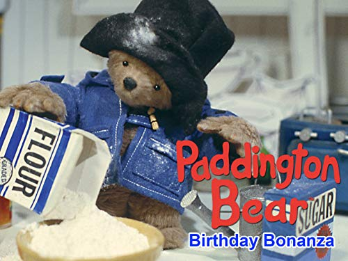 (Paddington's Birthday Bonanza)