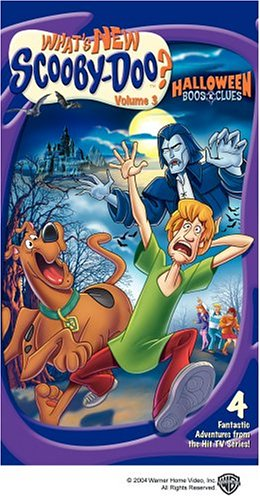 amazoncom whats new scooby doo vol 3 halloween boos and clues vhs movies tv