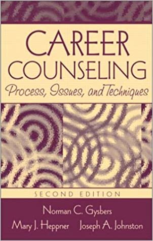 Career Counseling: Process, Issues, and Techniques