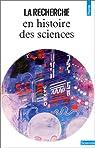La Recherche en histoire des sciences par Biezunski