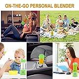 Portable Blender VaeqozvaUSB Rechargeable