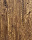 "Tools & Hardware : Distressed Wood Wallpaper Rustic Wood Contact Paper Wood Grain Reclaimed Wood Wallpaper Stick and Peel Self Adhesive Wallpaper Removable Contact Paper Wood Look Wallpaper Roll Vinyl Brown 78.7""x17.7"""
