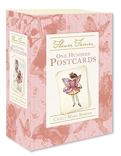 Flower Fairies One Hundred - Fairies Flower Fairy Postcard