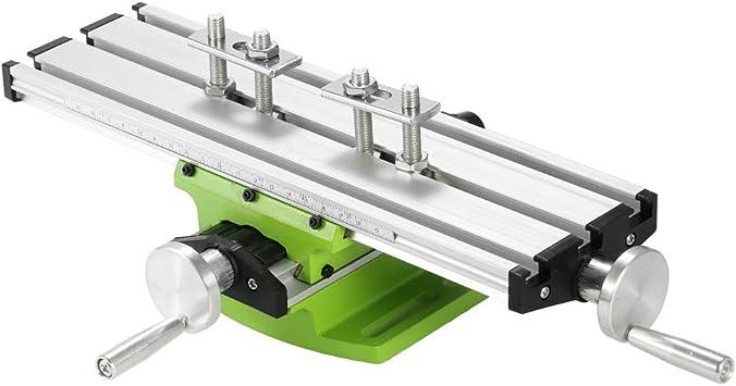 Mini Mesa Fresadora Aluminio, Multifuncional Plataforma Mesa ...